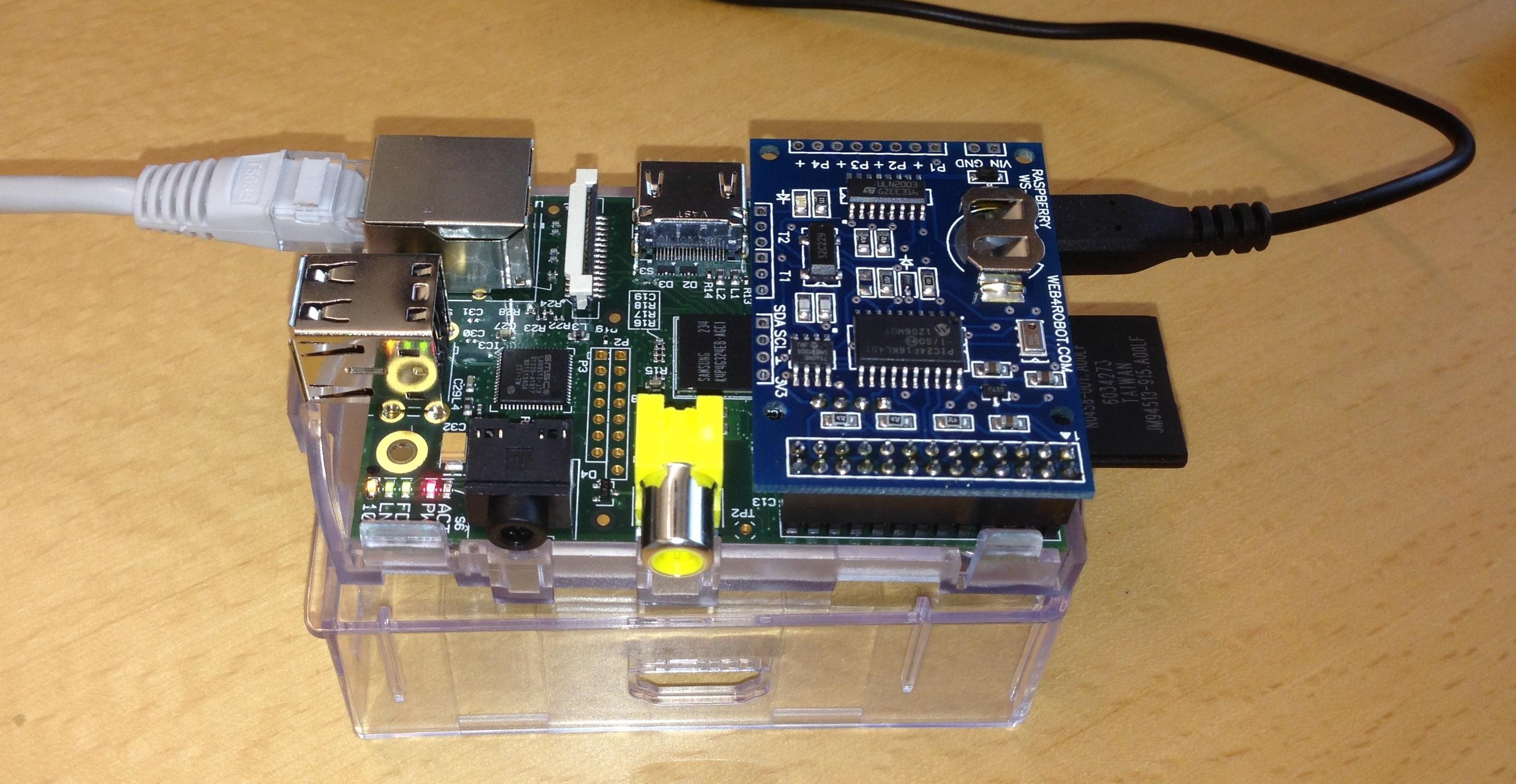 Raspberry Pi + Java SDK based OPC UA weather station