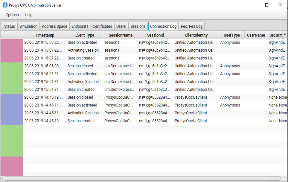 Prosys OPC UA Simulation Server - Prosys OPC